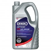 Low SAPS Fully Synthetic Engine Oils