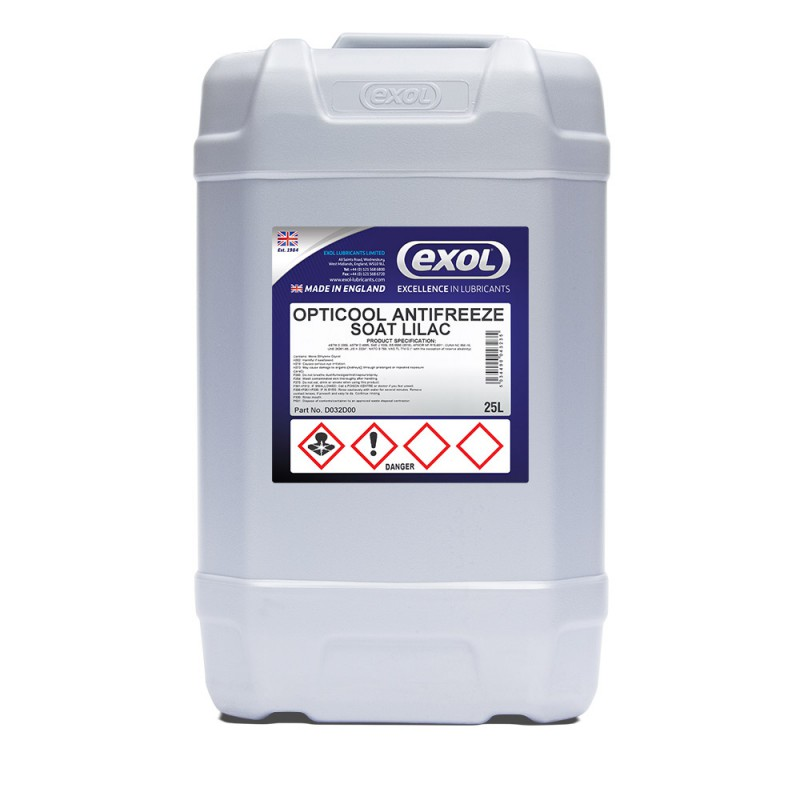 OPTICOOL ANTIFREEZE SOAT LILAC (D032)