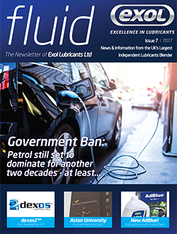 Exol Lubricants Newsletter - Issue 7