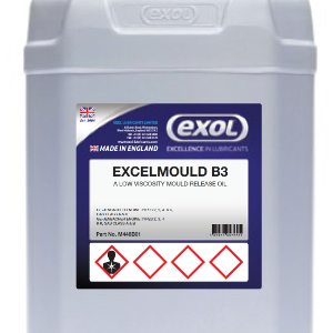 New Product – ExcelMould B3 biodegradable concrete mould release oil